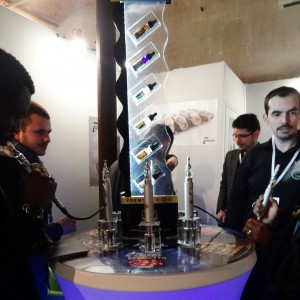 dégustation e-liquide aux Innovaping Days