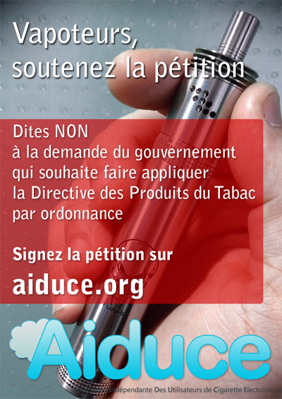 pétition Aiduce contre la DPT