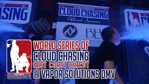 The World Series of Cloud Chasing en 2015