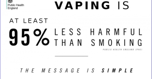 PHE report vaping 2018